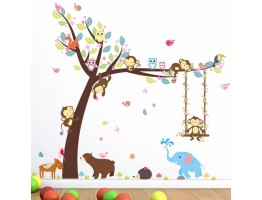 Animals Wall Decals HM0139