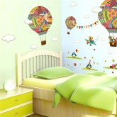 Wall Decals Kids Cartoon Wall Decals HM0140