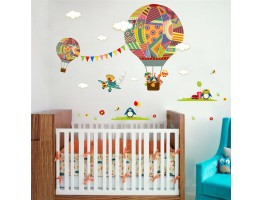 Kids Cartoon Wall Decals HM0140