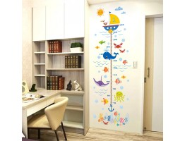 Kids Height Chart Wall Decals HM0142