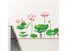 Lotus Flower Wall Decals HM0148