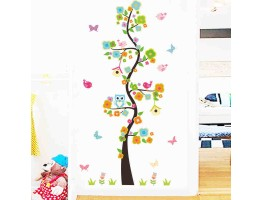 Tree and Animals Wall Decals HM0173