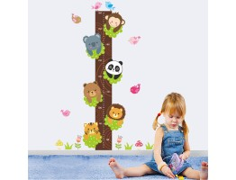 Kids Height Chart Wall Decals HM0180