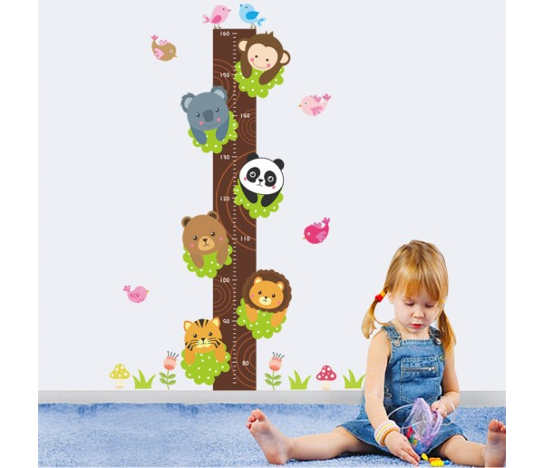 Wall Decals Kids Height Chart Wall Decals HM0180