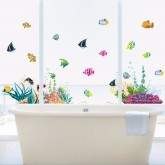 Wall Decals Sea World Wall Decals HM02011