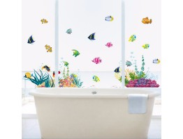 Sea World Wall Decals HM02011