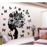 Wall Decals: Fairy Wall Decals HM02175