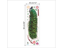 Peacock Wall Decals HM0244