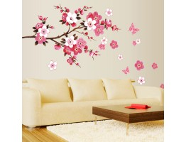 Floral Wall Decals HM0739