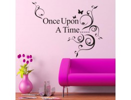 Quotes Wall Decals HM08045