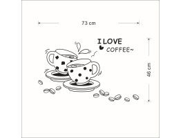 Kitchen Wall Decals HM08241