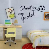 Wall Decals: Football Wall Decals HM08273