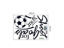 FootballWall Decals HM08273