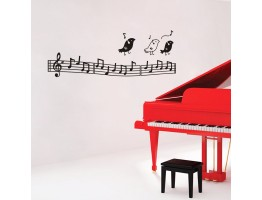 Music Wall Decals HM08318
