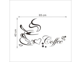 Coffee Wall Decals HM08347