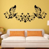 Wall Decals Butterfly Wall Decals HM08460