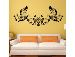 Butterfly Wall Decals HM08460