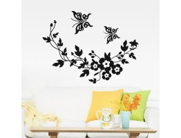 Floral Wall Decals HM08519