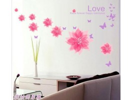 Floral Wall Decals HM0932