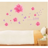 Wall Decals Floral Wall Decals HM0932