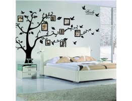 Photo Frame Tree Wall Decals HM094AB