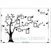 Wall Decals Photo Frame Tree Wall Decals HM094AB