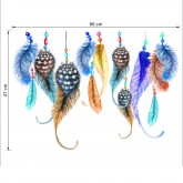 Wall Decals Feather Wall Decals HM0S0001B