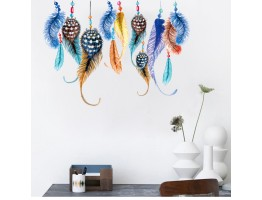 Feather Wall Decals HM0S0001B