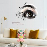 Wall Decals Eye Wall Decals HM0SK6031