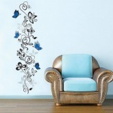 Wall Decals Floral Wall Decals HM0X016