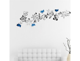 Floral Wall Decals HM0X016