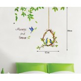 Wall Decals Birds Wall Decals HM11703