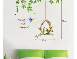 Birds Wall Decals HM11703