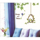 Wall Decals: Birds Wall Decals HM11703