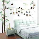 Wall Decals: Photo Frame Tree Wall Decals HM12007W