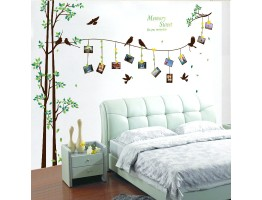 Photo Frame Tree Wall Decals HM12007W
