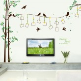 Wall Decals Photo Frame Tree Wall Decals HM12007W