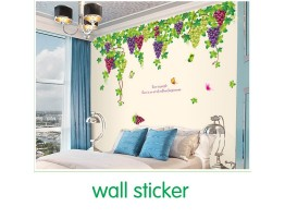 Grape Fruit Wall Decals HM1219