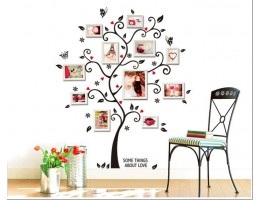 Photo Frame Tree Wall Decals HM16031