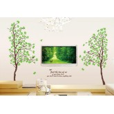 Wall Decals Tree Wall Decals HM1698AB