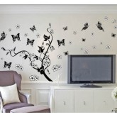 Wall Decals: Butterfly Wall Decals HM17005