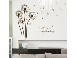Dandelion Wall Decals HM17062
