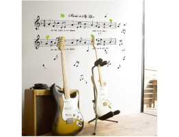 Music Wall Decals HM17106