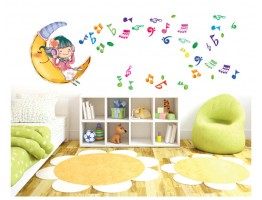 Music Wall Decals HM17117