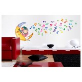 Wall Decals: Music Wall Decals HM17117