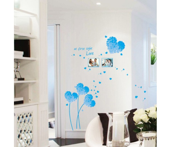 Wall Decals: Heart Wall Decals HM17176B