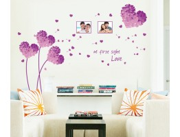 Heart Wall Decals HM17176D