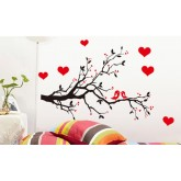 Wall Decals: Tree Branch Wall Decals HM17179