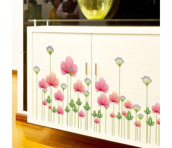 Wall Decals: Floral Wall Decals HM17205