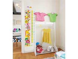 Kids Height Chart Wall Decals HM17241